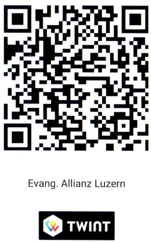 EAL Twint QR Code